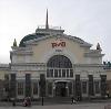 Железнодорожные вокзалы в Дергачах